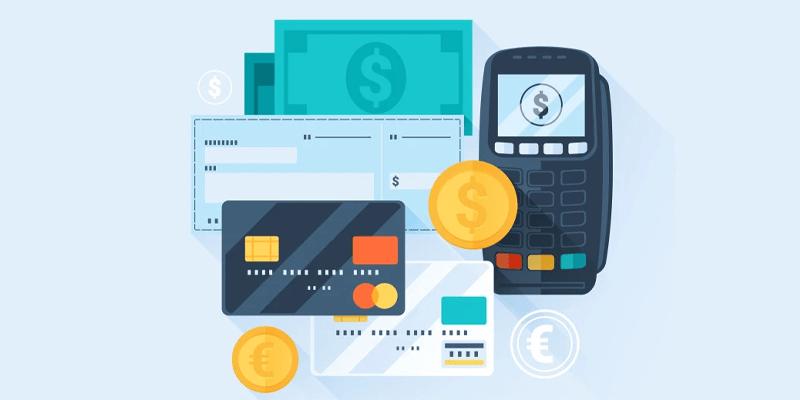 Métodos de pagamento em casas de apostas