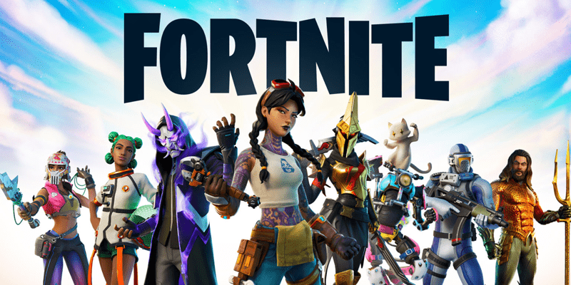 Apostas no Fortnite
