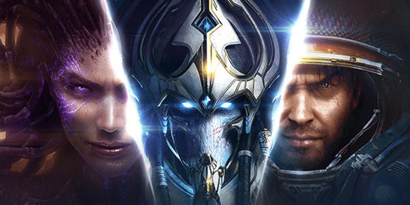 Apostas no Starcraft