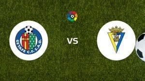 Getafe vs Cádiz Dicas de apostas e previsão